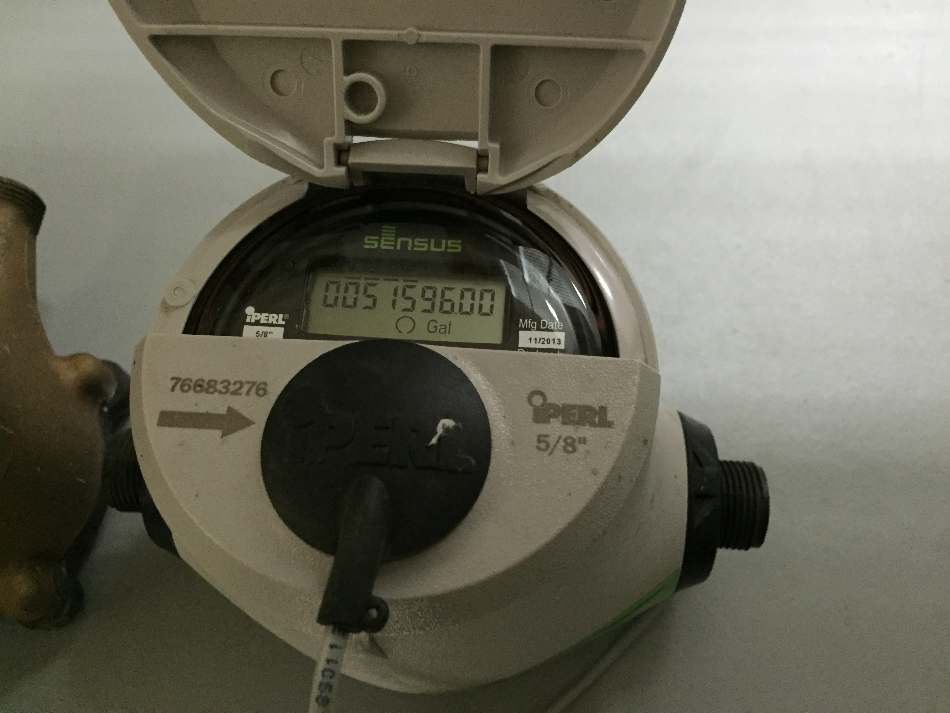 Lf Water Meter : How do i read my meter highland sewer and water authority