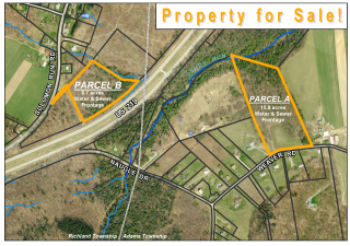 Highland property for sale highland sewer and water for Weavers septic service