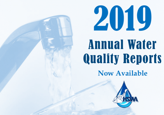 2019 Water Quality Reports Slideshow