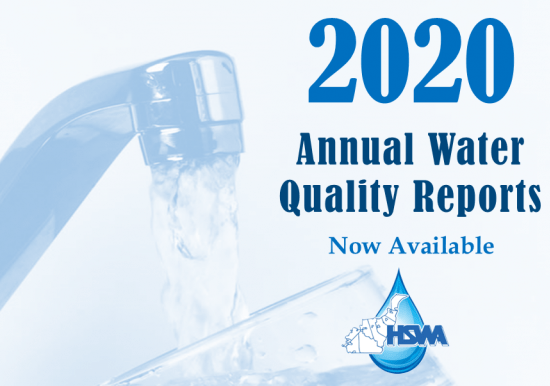 2020 Water Quality Reports Slideshow