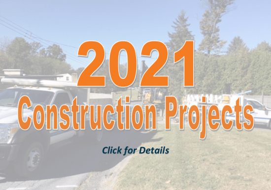 2021 Construction Projects Slideshow