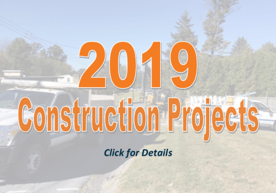 2019 Construction Projects Slideshow